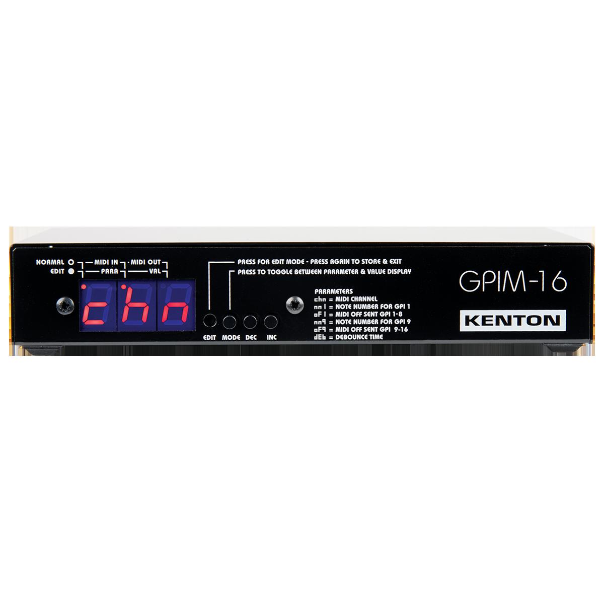GPIM-16 Main