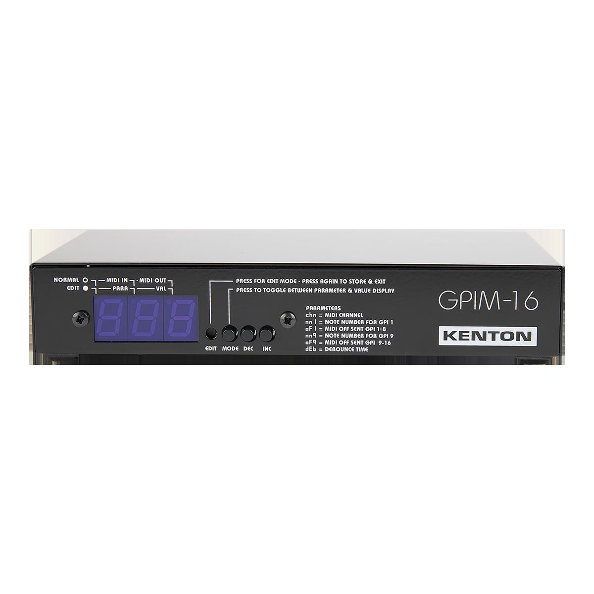 GPIM16 Front